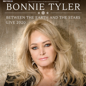 Bild: BONNIE TYLER - BETWEEN THE EARTH & STARS Live 2020
