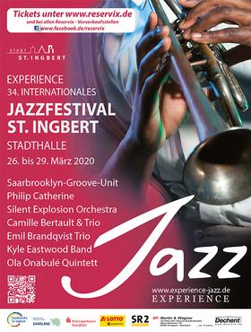 Bild: Festivalpass - 34. Internationales Jazzfestival 2020