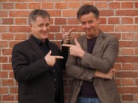 Bild: Uli Boettcher und Bernd Kohlhepp: Denn sie wissen (noch) nicht was sie tun