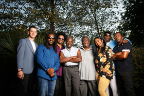 Bild: The B.B. King Blues Band - feat.: Claudette King & Michael Lee
