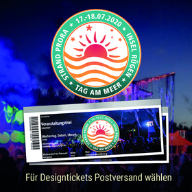 Bild: Tag am Meer Festival - Zeltplatzticket