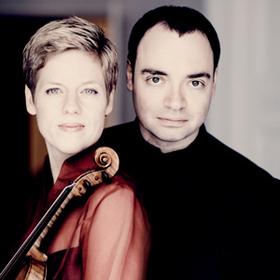 Bild: Isabelle Faust & Alexander Melnikov