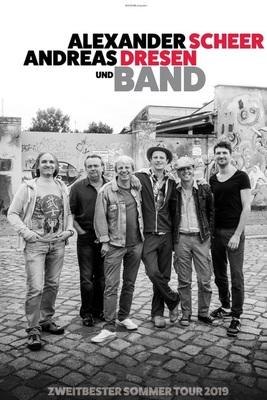Bild: Alexander Scheer & Andreas Dresen Band - singt GUNDERMANN