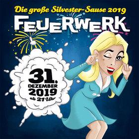 Bild: Feuerwerk 2019 - Die große Silvestersause im E-Werk