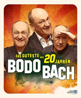 Bild: Bodo Bach - Das Guteste aus 20 Jahren