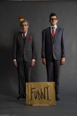 Bild: Duo Mimikry - Visual Comedy