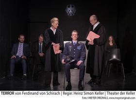 Bild: Terror - Theater der Keller