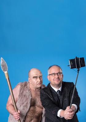 Bild: Schwarze Grütze - Vom Neandertal ins Digital