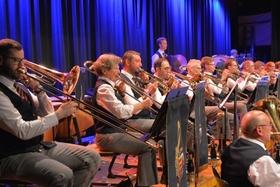 Bild: In 80 Takten um die Welt - Stadtkapelle Lohne - Veranstaltung im Rahmen der 16. Lohner Kulturtage