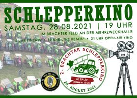 Bild: 2. Brachter Schlepperkino - Open-Air Sommerkino für Trekkerfahrer und Freunde mit