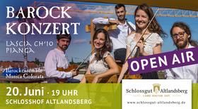 Bild: Lascia ch`io pianga - Gefühlswelten des Barock - Altlandsberger Barockkonzert mit Barockensemble Musica Colorata