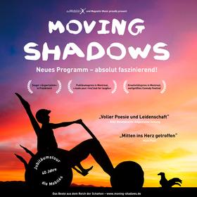 Bild: Moving Shadows - Das Schattentheater, das alles in den Schatten stellt - Veranstaltung im Rahmen der 16. Lohner Kulturtage