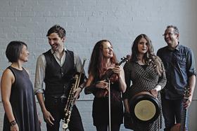 Bild: Cara - Celtic Folk Musik