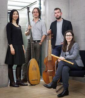 Bild: Barock-Gala mit Laura Schmid & dem Ensemble d´istinto / ABGESAGT