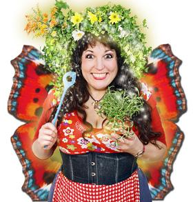 Zauber-Kräuter- Kochshow