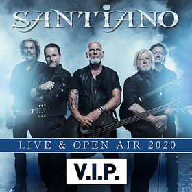 Santiano - Live & Open Air 2020 - VIP Ticket