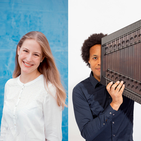 Bild: Klavier und Hackbrett