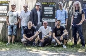 Bild: Ringlstetter & Band -  Ersatztermin am 18.06.2021 -