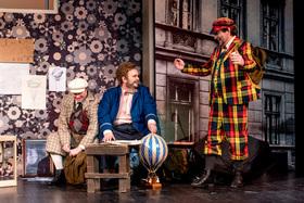 Bild: Blick hinter die Kulissen des Nordharzer Städtebundtheaters