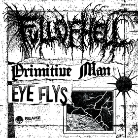 Full Of Hell Spring Tour 2020 - Full Of Hell, Primitive Man, Eye Flys