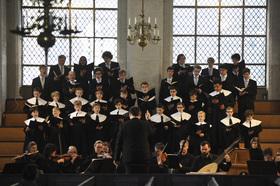 Bild: J. S. Bach - Johannespassion (BWV 245) - Konzert