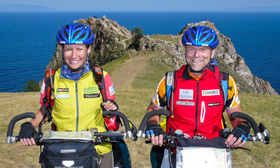Bild: Tanja & Denis Katzer: Trans Ost Expedition - Etappe 4