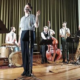 Bild: Dennis-Wenzel-Swingorchester