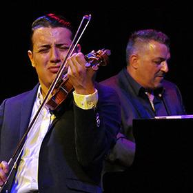 Bild: Jermaine Landsberger Trio & Sandro Roy