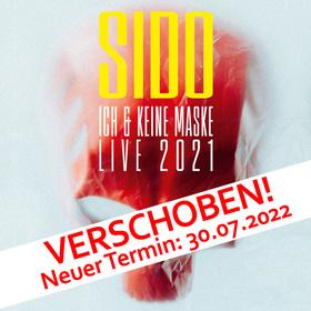 Bild: Sido - Ich & Keine Maske Live 2022