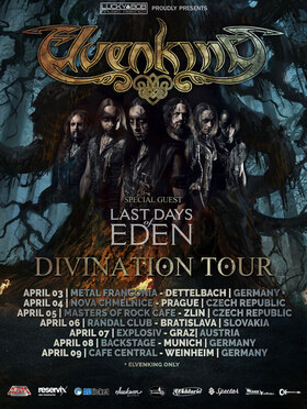 Bild: Elvenking, Last Days Of Eden