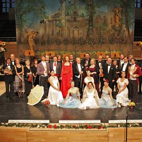 Bild: Zauber der Operette - Gala Sinfonie Orchester Prag