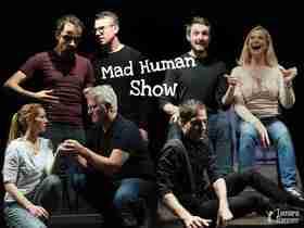 Bild: Mad Human Impro Show