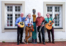Bild: Bönnigheim im KulturKeller - Irish-Folk vom Feinsten