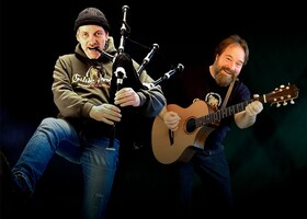 Bild: The Ceilidh Projekt & Friends, Duo Whimsical - Flens Folk Night (Traditional Keltic Folk)