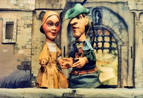 "Bild: 11. Markkleeberger Puppentheaterfest ""Robin Hood"""