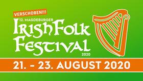 12. Magdeburger Irish Folk Festival - Tagesticket Samstag