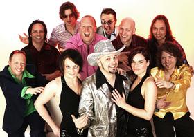 Bild: Pit Hupperten & die Allerwertesten - In Concert!