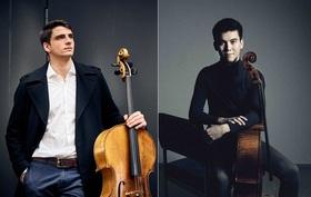 Bild: Konzert für zwei Violoncelli - Friedrich Thiele & Christoph Heesch