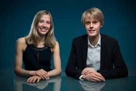 Bild: Konzert für Klavier zu vier Händen - Klavierduo Neeb