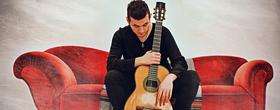 Bild: Guitar Talk mit Aladdin Haddad - im Johann-Heinrich-Voß-Haus