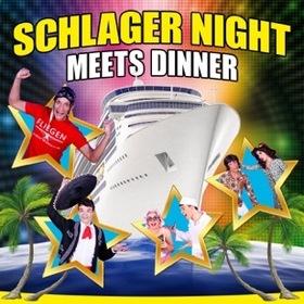 Bild: Schlager Night meets Dinner