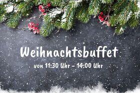 Weihnachtsbuffet im Ochsen Sinzheim