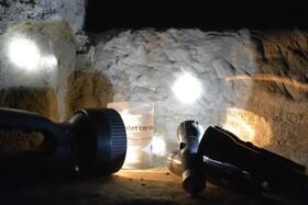 Bild: Taschenlampenführung für jederman