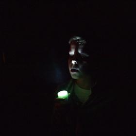 Bild: Taschenlampenführung für Kinder&Familien