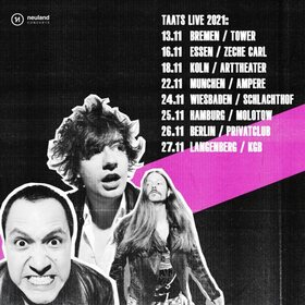 Bild: TOM ALLAN & THE STRANGEST - Little Did They Know Tour 2020