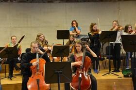 Bild: Strings in Jazz