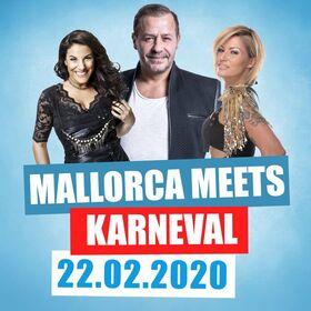 Bild: Mallorca meets Karneval
