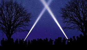Bild: Taschenlampenführung für jedermann