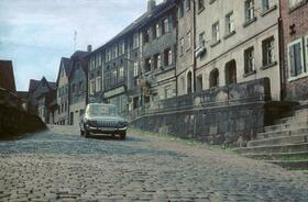 Bild: Der Gänsberg – die verlorene Altstadt Fürths