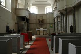 Bild: 300 Jahre Barockkirche Michaelstein
